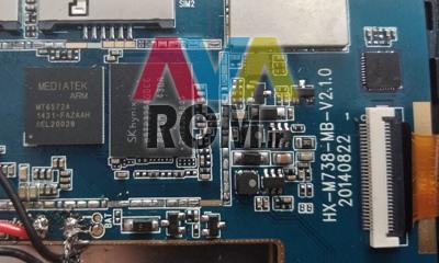 رام فارسی HX-M738-MB-V2.1.0 تبلت IMET G.Two تضمینی | دانلود فایل فلش فارسی HX_M738_MB_V2.1.0 Firmware Imet G2 پردازنده MT6572