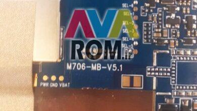 رام فارسی M706-MB-v5.1 تبلت چینی پردازنده MT6572 تست شده | دانلود فایل فلش فارسی تبلت M706_MB_v5.1 تضمینی Firmware | آوا رام