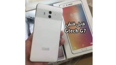 رام فارسی Gtech G7 اندروید 8.1.0 پردازنده MT6739 تست شده | دانلود فایل فلش فارسی گوشی چینی جی تچ جی7 تست شده بدون مشکل | آوا رام