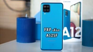 حذف FRP سامسونگ A125F گوگل اکانت گلکسی A12 اندروید 11 | فایل و آموزش حذف قفل جیمیل Samsung Galaxy A12 SM-A125F تست شده | آوارام